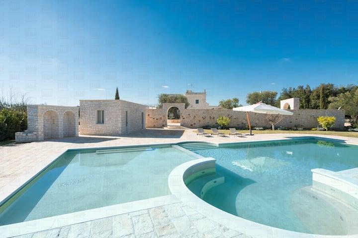 SPECIAL PROMO HelloApulia Masseria Campo Orlando Complex:a beautiful stone farmhouse