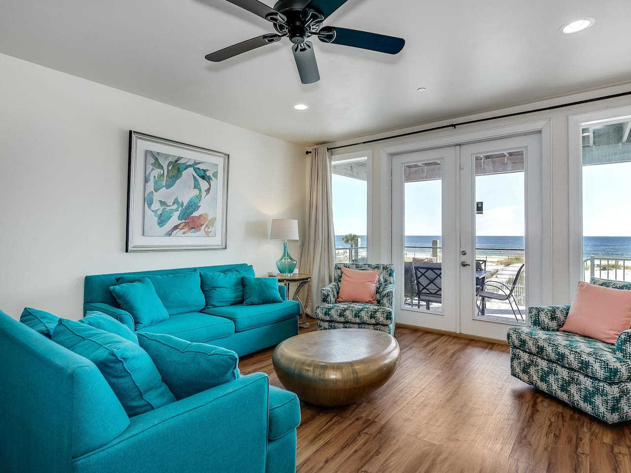 Caribe West A - Living Room