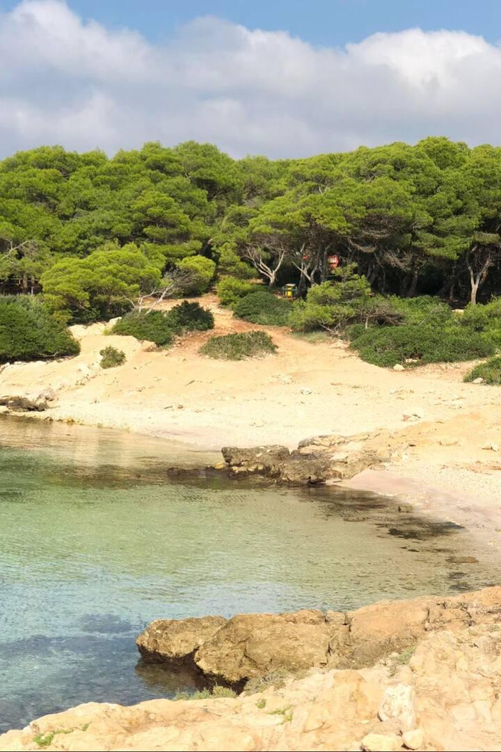 La Baia di Porto Selvaggio