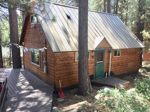 Donner Lake Family Cabin