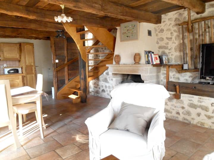 House with 2 bedrooms in Peyrusse le Roc, with enclosed garden