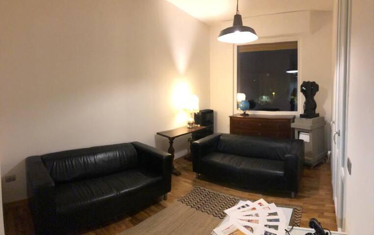 Shared livingroom