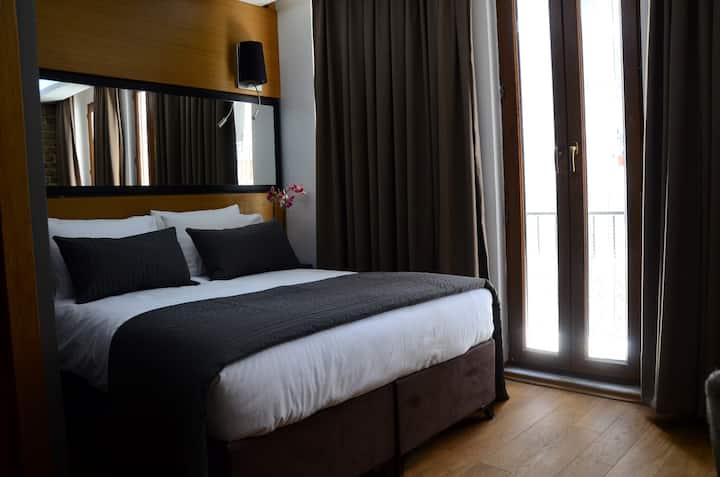 Boutique Room in Taksim 5 Free wi_fi