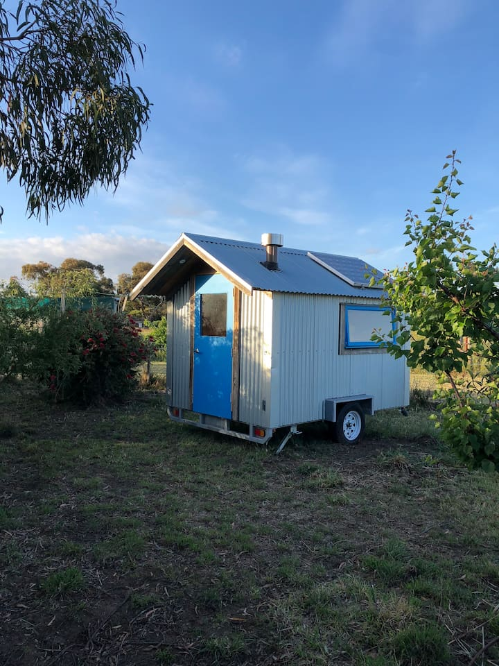 Tiny House In The Orchard