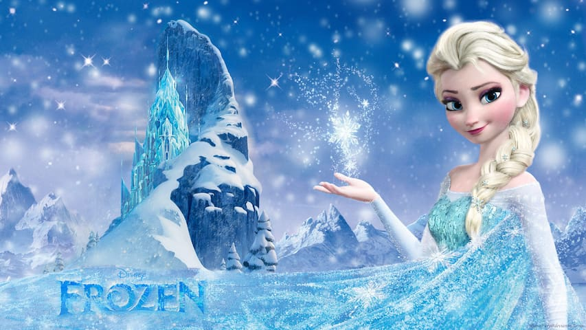 FROZEN / EURODISNEYLAND PARIS - Chessy - Apartment
