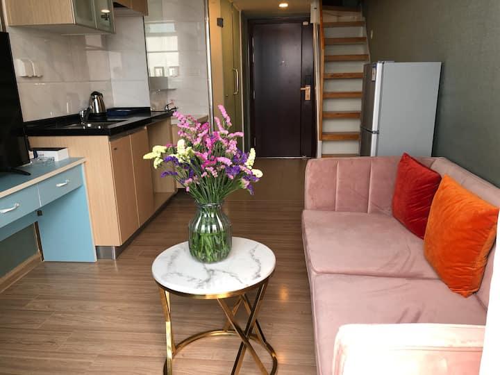 碧桂园loft舒适靓景观商务公寓
