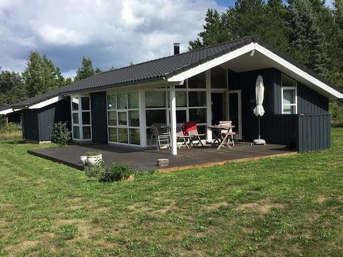 Sommerhus, vesterhav, natur, mountainbike, golf mm