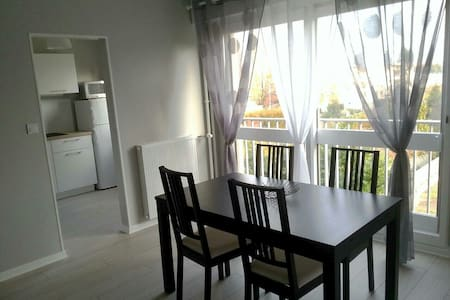 Appartement T2 48m2 avec parking - Dijon - Leilighet