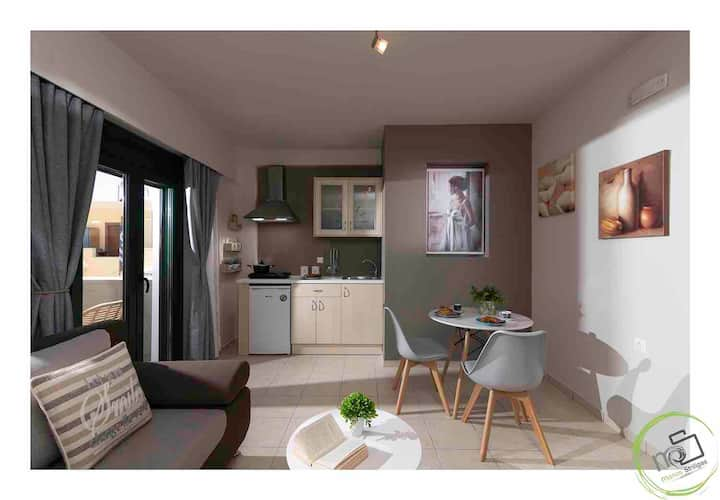 Luxury Apartments in Hersonissos , Piskopiano #2