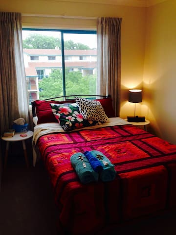convenient, bright and comfy - Kingston - Apartment