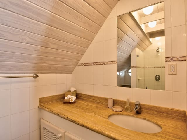 Guest Bedroom Bathroom - First Floor