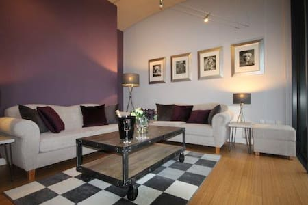Luxury Apartment Altrincham, 8 Miles to Manchester - Altrincham - Departamento