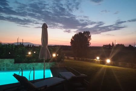 s4sani - S3 Luxury Residence with Private Pool - Appartement