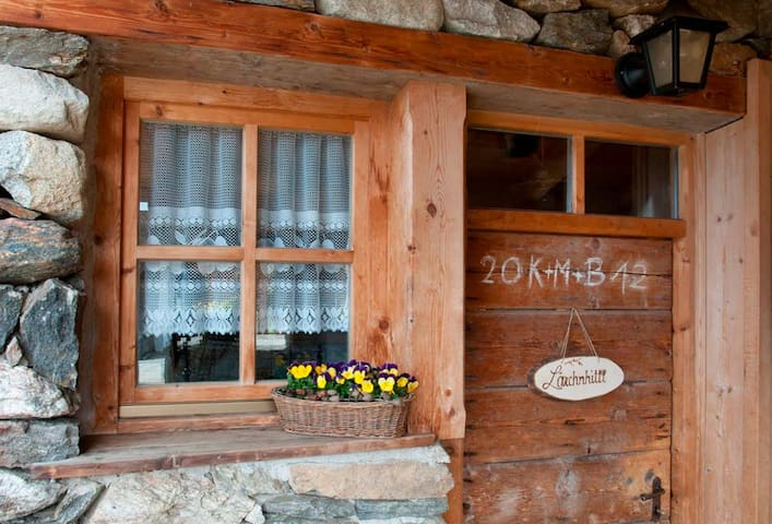 "Charming Holiday Home ""Lärchnhittl"" with Mountain View Wi-Fi, Balcony, Terrace & Garden; Parking Available"