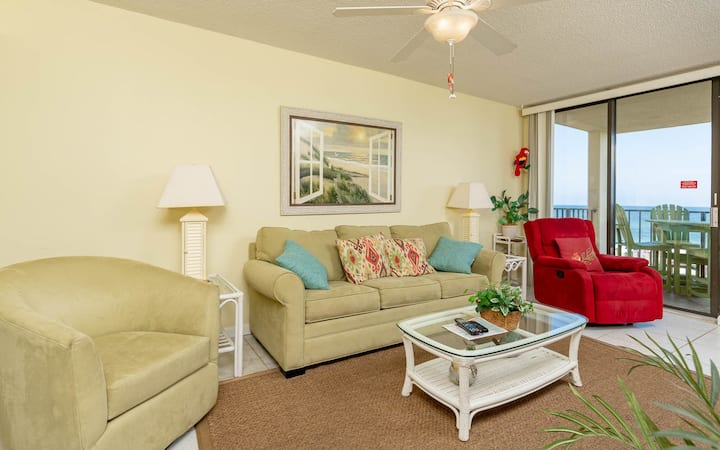 1 Bedroom, Gulf Front - 3022