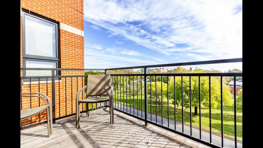 Penthouse by downtown, Sox park&midway airport