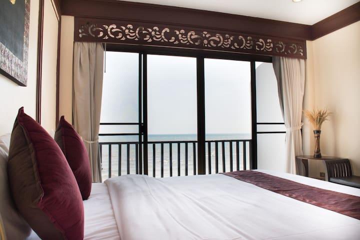 Double Beds Sea view Sea Memories Beach Hua Hin