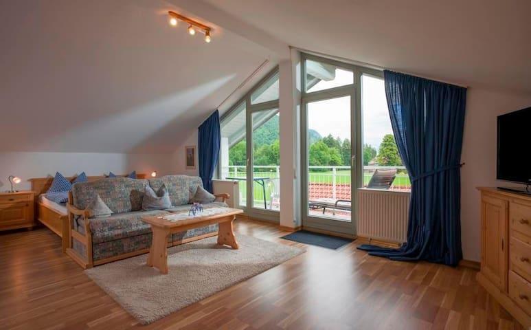 Luxus Ferienwohnung Kranzhorn