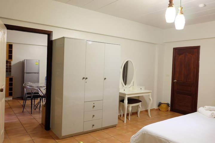 Studio room near Bangsaen beach