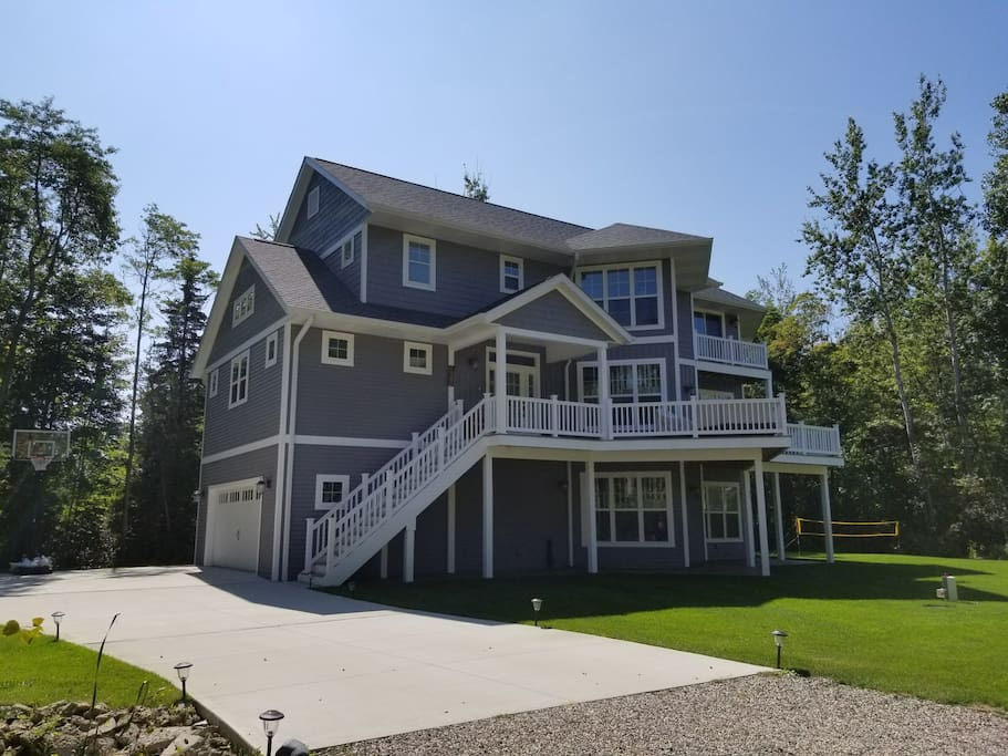 Beach House For Rent In South Haven Michigan