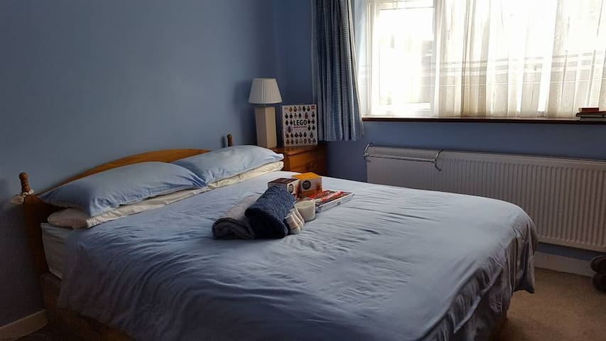 An Irish Mammy's home - Dublin - House