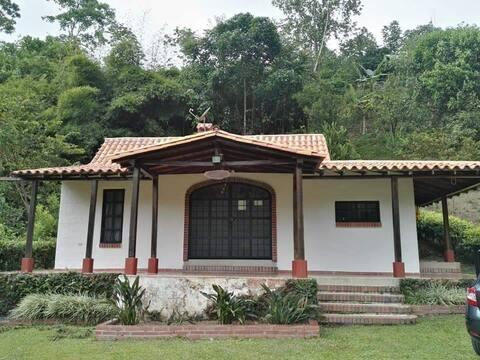 Cabaña Samacá - El Portal Natural Paradise