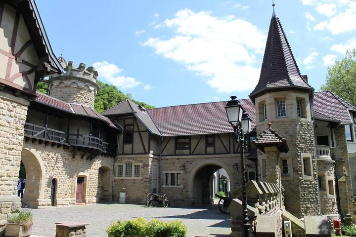 Le Burghof