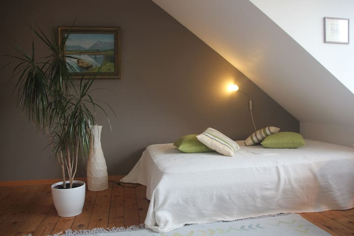 Cozy room near Baselworld - Basel - Rumah