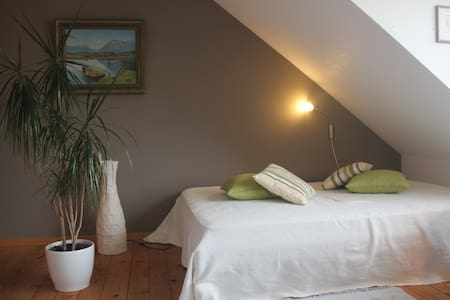 Cozy room near Baselworld - Basel