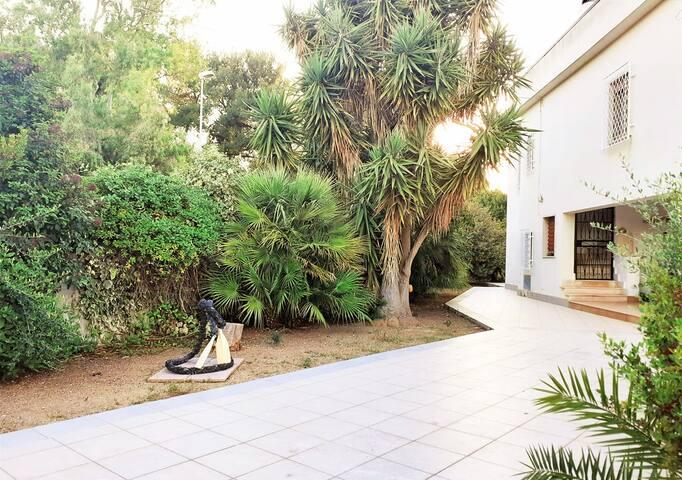 Leporano Marina - Appartamento in bella villa