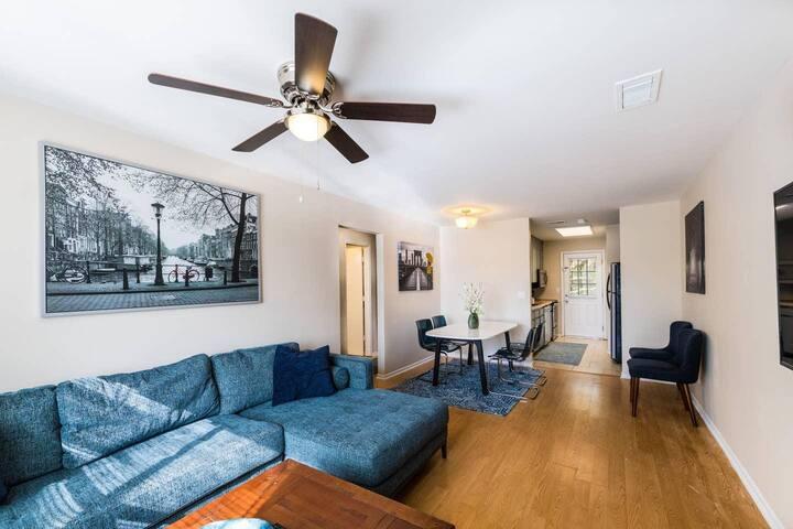 Spacious 2BR Apartment- 20% June