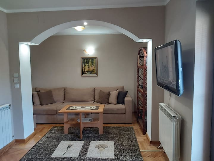 Apartment Zorica Duplex - Two Bedrooms Apartment With City View