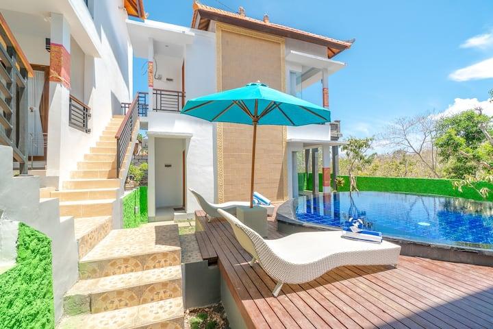 Enjoy Your Holiday at Fresh Penida Oasis Cabin :)