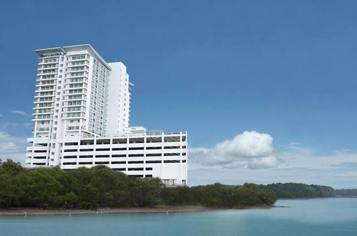#13#Bayu Marina Resort Studio