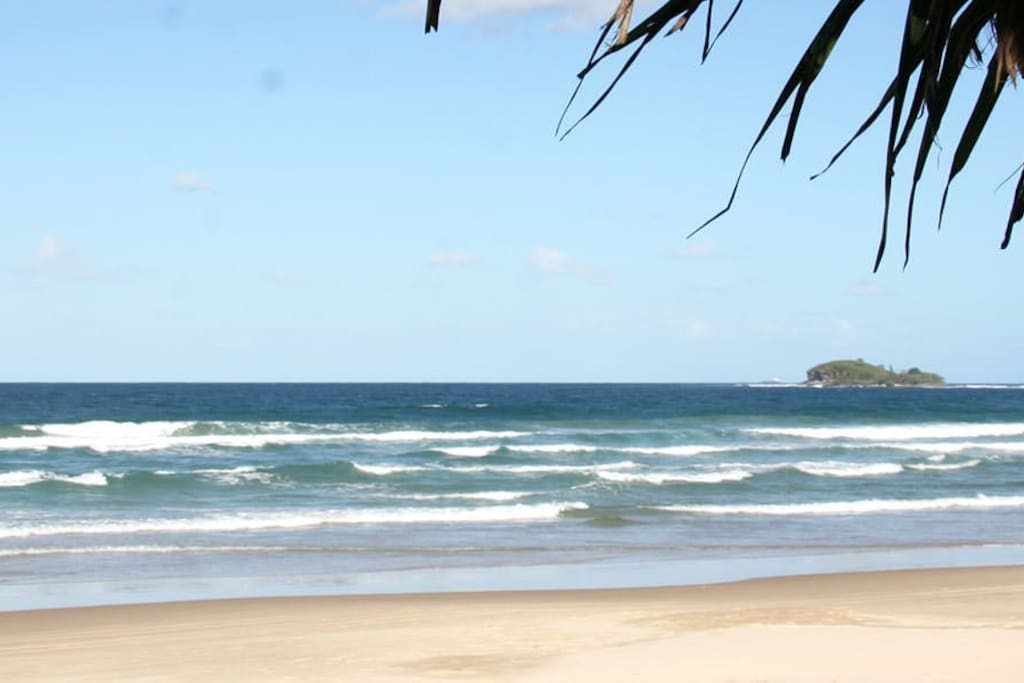 Marcoola Beach and Mudjimba Island