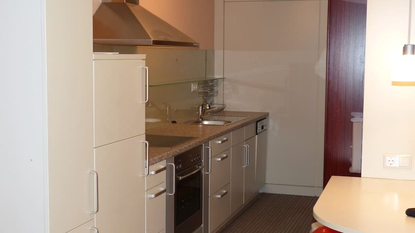 Spacious apartment (92m²) in a very nice location!