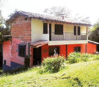 La casita perico, envigado antioquia - Perico