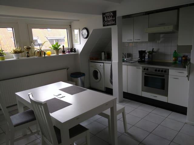 Comfortable apartment in the middle of Hamburg. - Hamburgo - Apartamento
