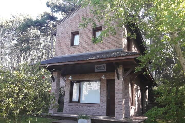 Casa Mar Azul  Centro -SAKI - Excelente Ubicacion