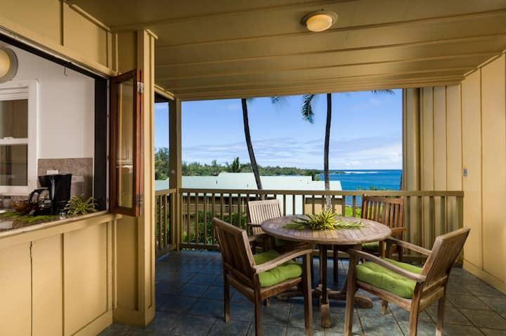 #104 Haneoo - Hana Kai Maui Ocean View 1 Bd