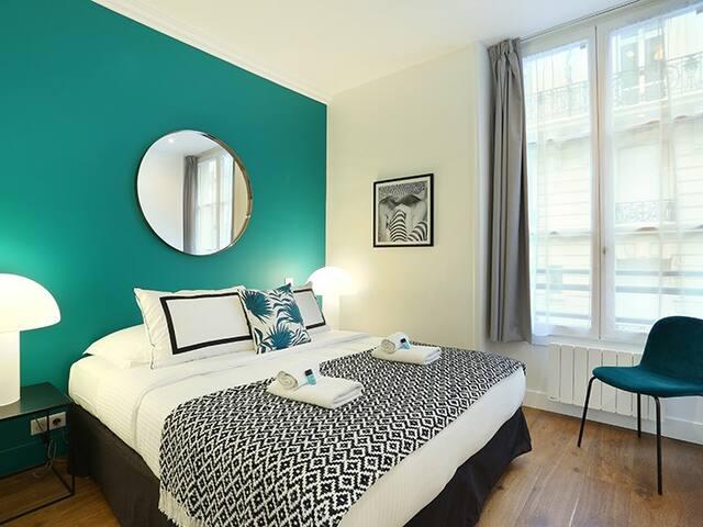 Apartment near Galeries Lafayette