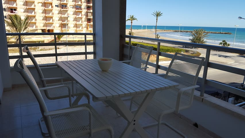 "Flat in Torrenostra ""Sea & Nature"" - Torreblanca"