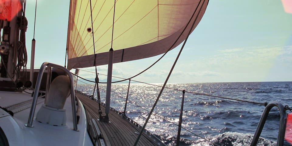 Sardinia, Easter sailing in the fabolous Ogliastra - Santa Maria Navarrese - Boot