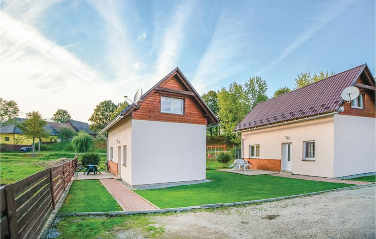 Holiday cottage with 2 bedrooms on 57m² in Liptovsky Trnovec