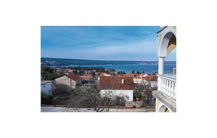 Holiday apartment with 1 bedroom on 28m² in Gornji Karin