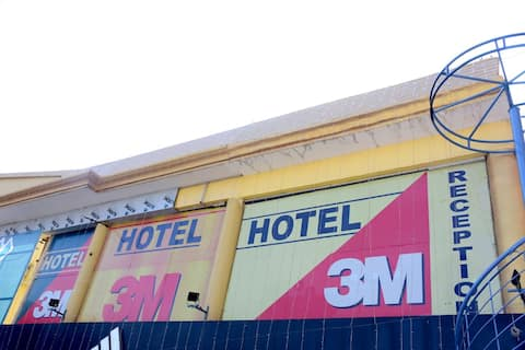 Hotel 3M CIty Center Premium Room at Jaggi City Center Ambala