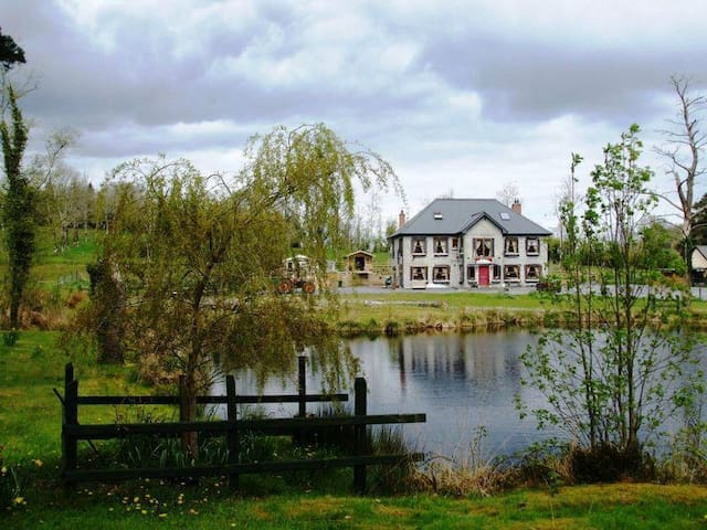 Rahulton House Select B&B - Belturbet - Bed & Breakfast