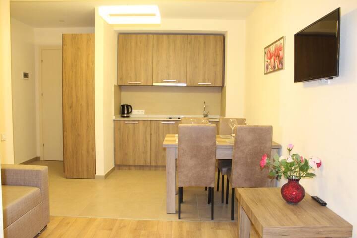Sweet Apartment New Gudauri 3