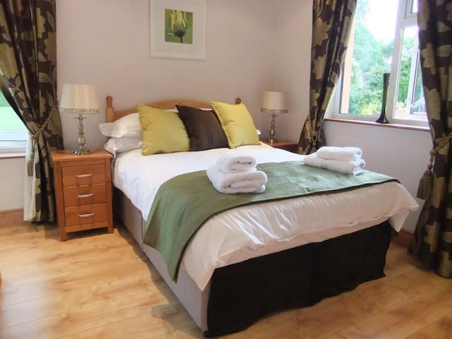 Dunsany Room, Cillin Bed and Breakfast - Dunshaughlin - Penzion (B&B)