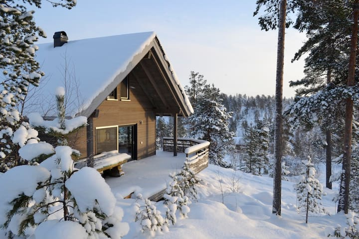 "Modern chalet in ""Telemark"", the south of Norway"